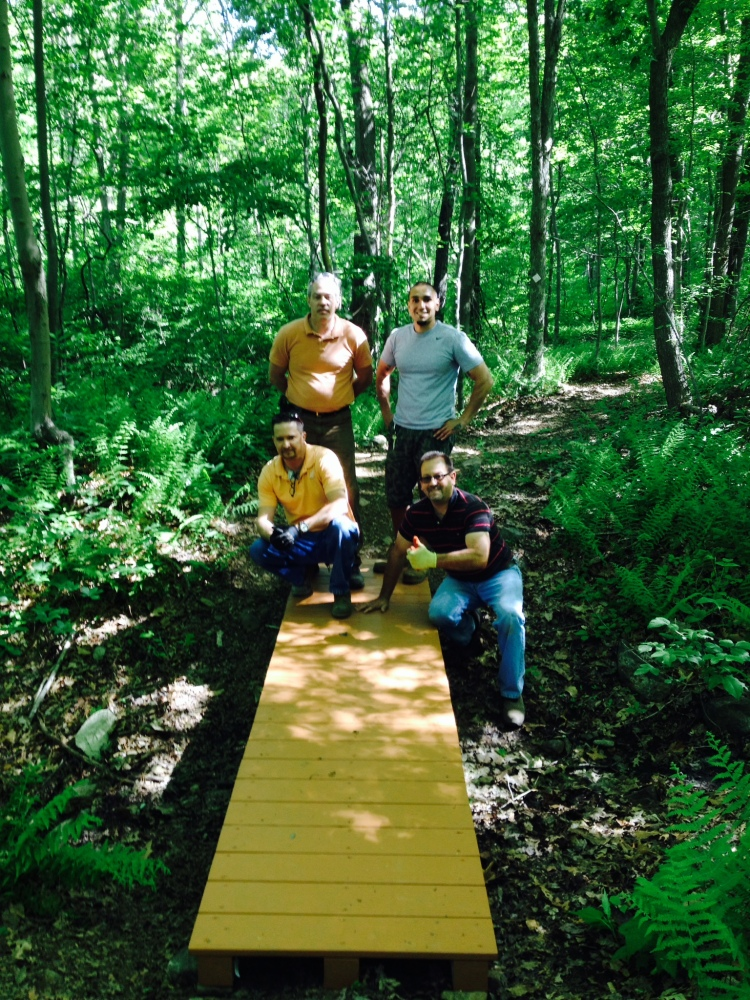 Landing's Ice Age Trail now Open!! (2/5)