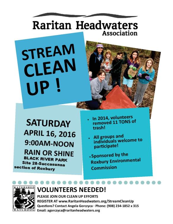 2016-RHA-Stream-Clean-Up-Flyer